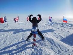 South Pole!!