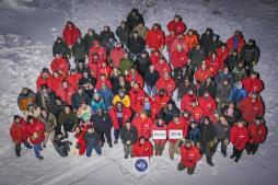 Winter 2016 Crew